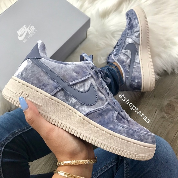 air force 1 lv8 velvet